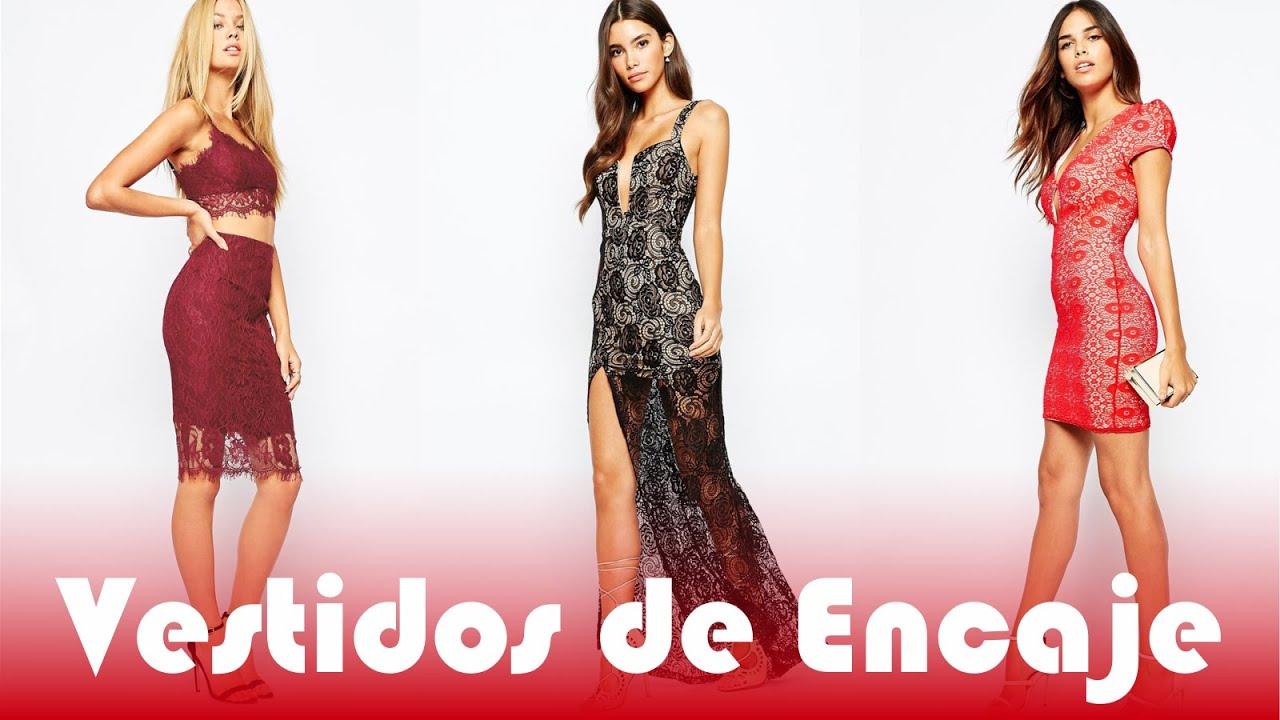 Modelos de vestidos de fiesta sexis