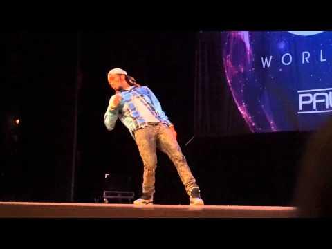 Marquese NONSTOP Scott  | World of Dance Atlanta 2015 | #WODATL15