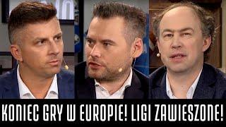 KONIEC GRY W EUROPIE! LIGI ZAWIESZONE!