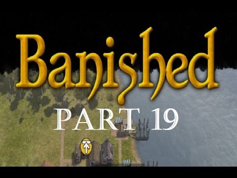 Banished [Modded] Part 19 | Slow Decline!
