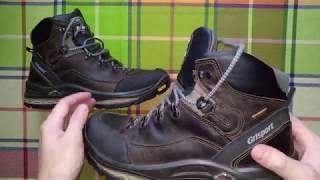Ботинки Grisport - ношу 2 года / отзыв и обзор треккинговой обуви