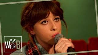 Foxes - White Coats // live
