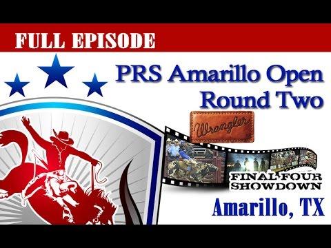 PRS Amarillo Open -  Wrangler FF Round
