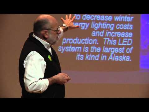 The Time is Now: Bernie Karl at TEDx Anchorage 2012