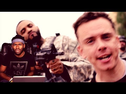 I THOUGHT THEY WERE BEEFING??!!! Joyner Lucas - Isis ft. Logic (ADHD) (Reaction/Review)