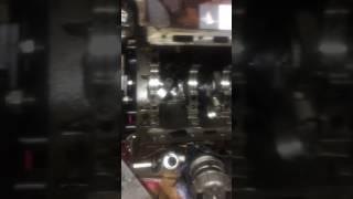Jaguar 2.7 Motor
