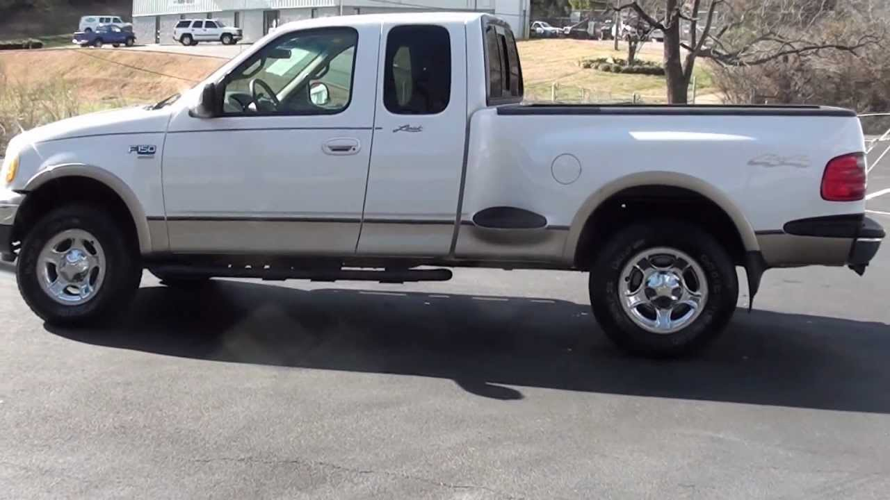 for sale 2000 ford f 150 lariat 114k miles ext cab stk p6012a www lcford com youtube [ 1280 x 720 Pixel ]