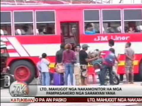 TV Patrol Tacloban - December 22, 2014