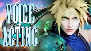 Voice Acting comes to Final Fantasy VII via Echo-S