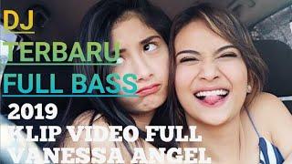 DJ TERBARU Vanessa angel - house music mix | gym workout