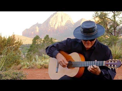Esteban - Sedona Sunrise - Original GUITAR