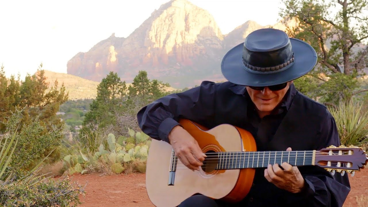 Esteban - Sedona Sunrise - Original GUITAR