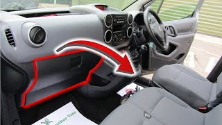 where is the fuse box on a citroen berlingo?  youtube