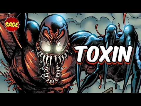 """Who is Marvel's Toxin? Powerful """"Son of Carnage."""""""
