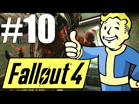Fallout 4 Lets Play - Part 10 - One Settlement at a Time! (Survival Mode)