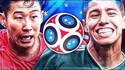 SÜDKOREA VS MEXIKO - WM 2018   FIFA 18 WORLD CUP PROGNOSE