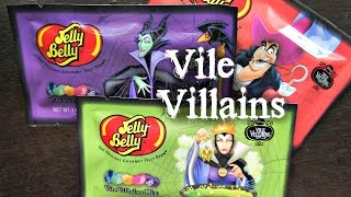 Jelly Belly Vile Villains Mix - Whatcha Eating? #158