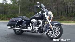 New 2014 Harley Davidson Road King Motorcycles for Sale - Panama City, FL