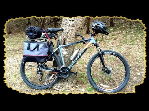 Bikepacking Texas Hill Country with RiverBendSurvival