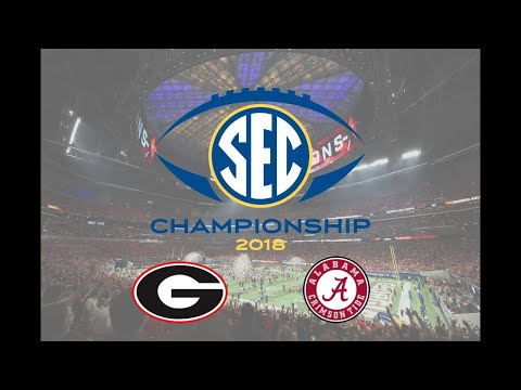 SEC Championship Reaction Live Stream