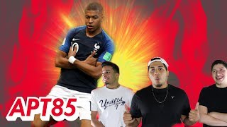Kylian Mbappe 2018/19 • The New G.O.A.T • Crazy Skills & Goals (HD) -REACTION