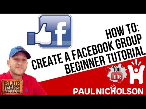 How To Create A Facebook Closed Group - Beginner Setup Tutorial