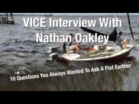 VICE Media 10 Questions You Always Wanted To Ask A Flat Earther