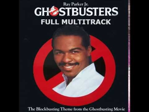 Ray Parker Jr. - Ghostbusters (Reconstructed MHP Version & Full Multitrack)