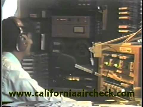KIOI San Francisco Bob Malik 1985  California Aircheck Video