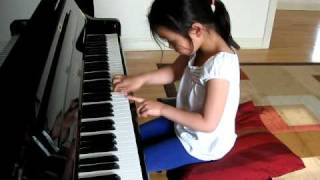 etudes op 45 no 22 the song of the harp doctor gradus ad parnassum by anna wang 7 yrs old