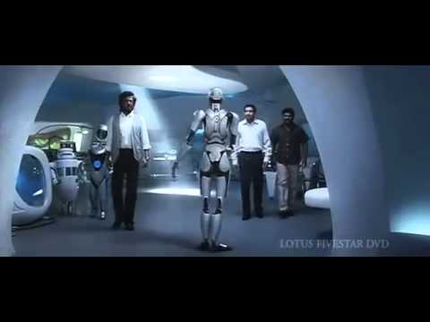 Enthiran   Puthiya Manidha DVD Rip Video Songs HD High Quality