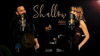Gambar cover Shallow - Lady Gaga, Bradley Cooper (A Star Is Born)(Susan Martín, Alcaín, Miguel Lennon jazz cover)