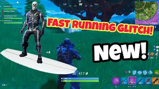 Fortnite Battle Royale glitch (New) Fast running PS4/Xbox one 2018