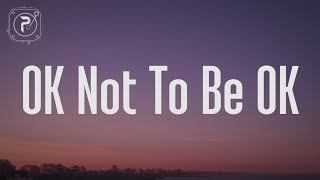 Download lagu Marshmello & Demi Lovato - OK Not To Be OK (Lyrics)