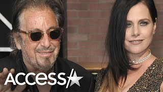 Al Pacino's Ex-Girlfriend Broke Up With Him Over 39-Year Age Gap: 'It's Hard To Be With A Man So Old