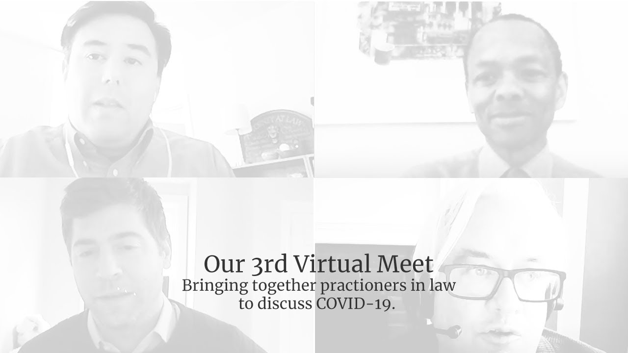 Virtual Meet #3: Legal Mentors