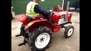 Machine Test Drive: Yanmar compact tractor