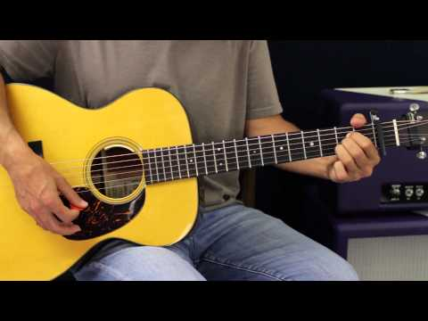 Maddie & Tae - Girl In A Country Song - Acoustic Guitar Lesson - EASY