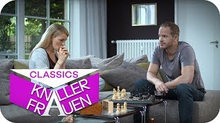 Martina ist Schachmatt