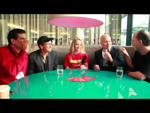 Waffle Tv: The Blanks (Teds band from Scrubs) Interview