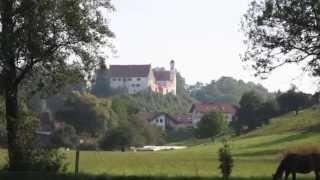 »Radwanderweg Schlacht von Hohenlinden« 7.1 Burgrain Opfer der französischen Siegesfeier