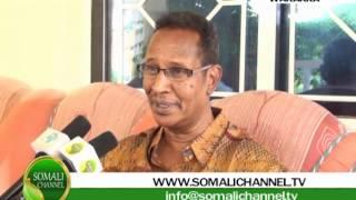 WARKA SOMALI CHANNEL  Maxdawaynihii hore ee Somaliland ahan gudoomiyaha xisbiga mucaaridka DAAHIR RIYAALE 05 09 2012