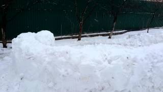 Крепость из снега(, 2015-01-04T11:59:51.000Z)