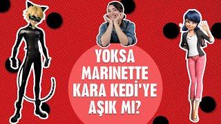 Yoksa Marinette Kara Kedi'ye Aşık mı 😍| Disney Channel'dan Mucizevi Haberler🐞| Disney Channel TR