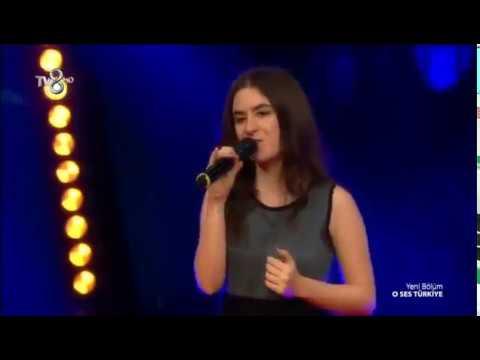 Asya Topsakal 'Can't Take My Eyes Off You' O Ses Türkiye 5 Kasım