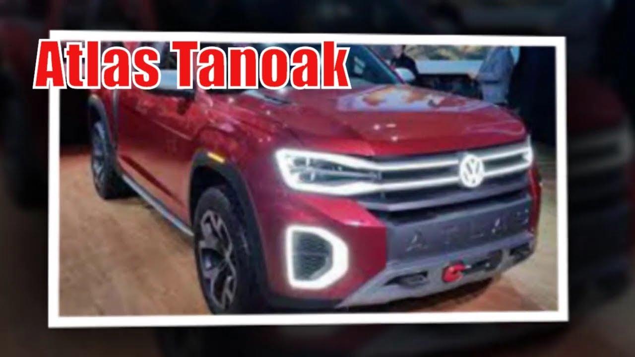 2020 Volkswagen Tarok Price, Redesign, Review, And Specs >> 2020 Vw Atlas Tanoak Pickup Truck Review