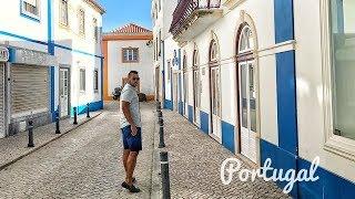 LISBOA, ERICEIRA E COMPRINHAS | Luke em Portugal