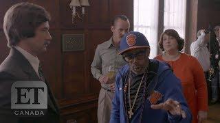 Spike Lee And Cast At 'BlacKkKlansman' Premiere