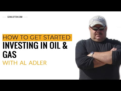 How To Get Started Investing In Oil & Gas As A Beginner w/Al Adler