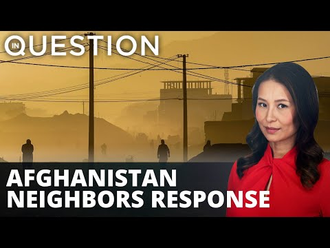 How are other countries responding to the Taliban takeover?